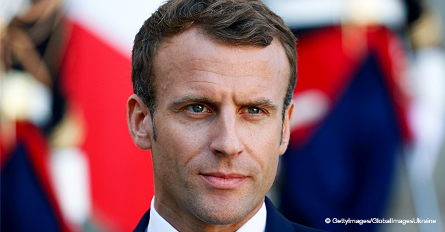 """Emmanuel Macron est franc avec les enfants au sujet des Gilets jaunes : """"Il n'y a aucune cause qui justifie ça"""""""