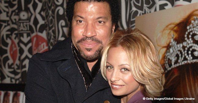 Lionel Richie & daughter Nicole spark heated talks over 'strange' pose in recent pic