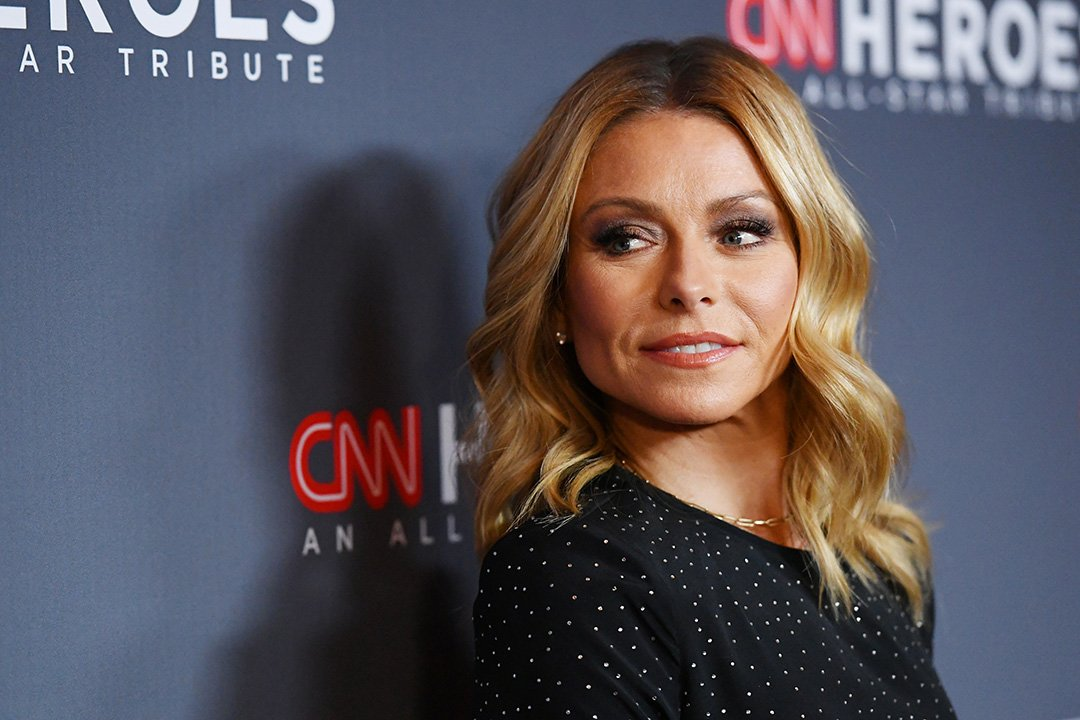 Kelly Ripa. I Image: Getty Images.