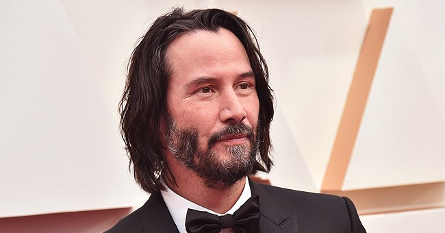 Keanu Reeves attends the 92nd Annual Academy Awards at Hollywood and Highland on February 9, 2020 in Hollywood, California | Photo: Getty Images