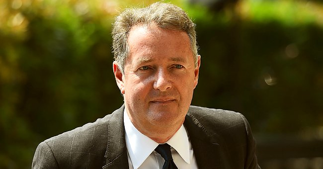 Piers Morgan Gets Cake in the Face as He Celebrates His Birthday for the 2nd Time Amid Lockdown