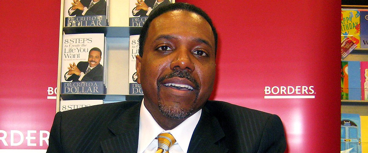 Creflo Dollar Is a Husband and Father of 5 Kids — Glimpse into the Televangelist's Family