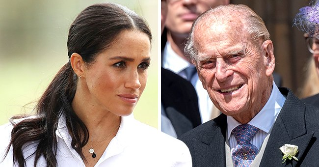 Meghan Markle Sends Wreath & Handwritten Note for Prince Philip's Funeral