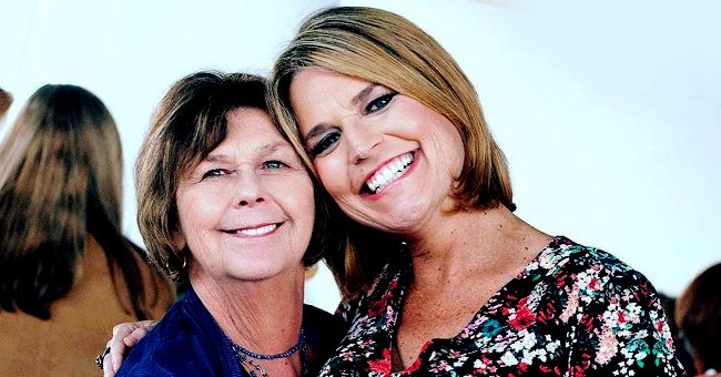 'Today' Co-host Savannah Guthrie Posts Photos of Look-Alike Mom in Honor of Her Birthday