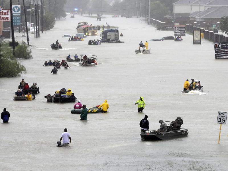 Image credits:  David J. Phillip/AP