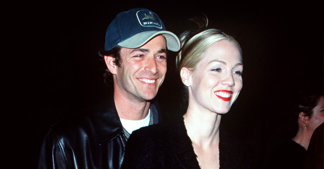 Jennie Garth Shares a 'Sign' from Late Co-Star Luke Perry in a Touching New Photo