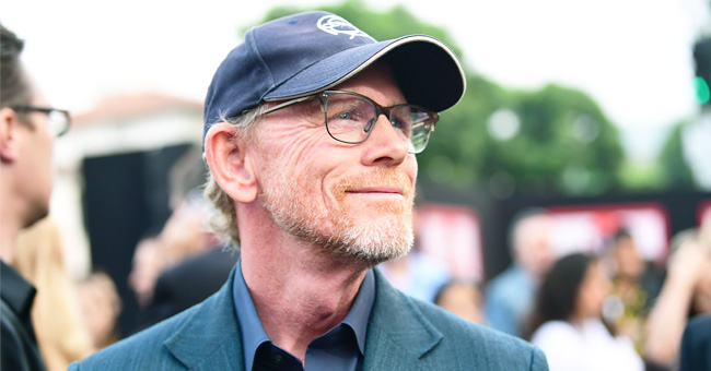 Ron Howard's Handsome Son Reed Looks Exactly like Dad Did in His Youth
