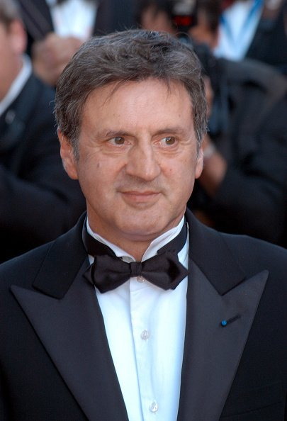"Daniel Auteuil during 2005 Cannes Film Festival - ""Paint or Make Love"" Premiere at Le Palais de Festival in Cannes, France. 
