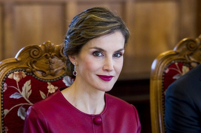 Queen Leticia of Spain I Image: Getty Images