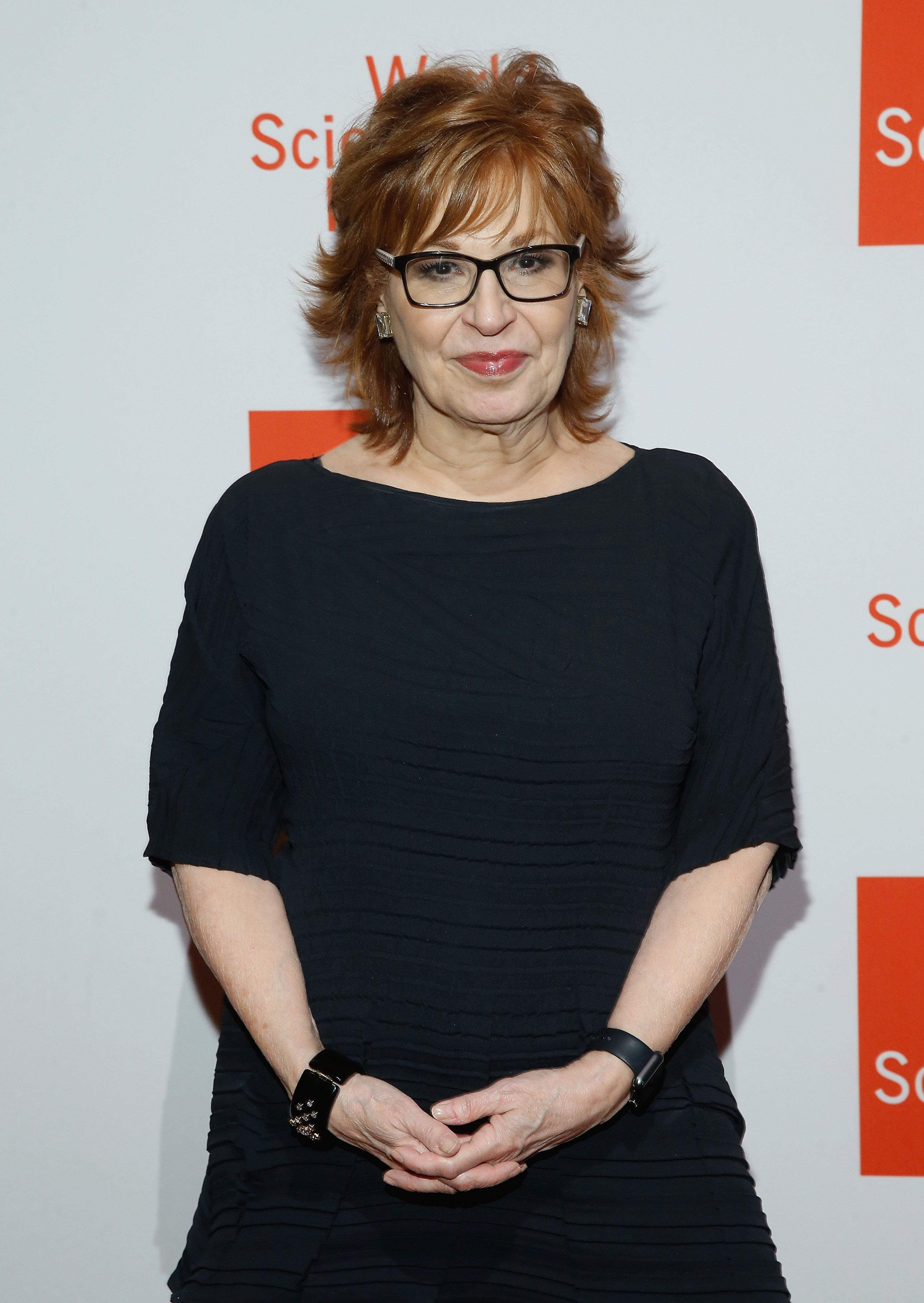 Joy Behar attends The World Science Festival 2016 Gala at Jazz at Lincoln Center on May 23, 2016. | Photo: GettyImages
