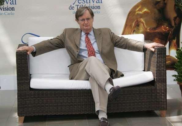 David McCallum poses during the 49th Monte Carlo Television Festival   Photo: Getty Images