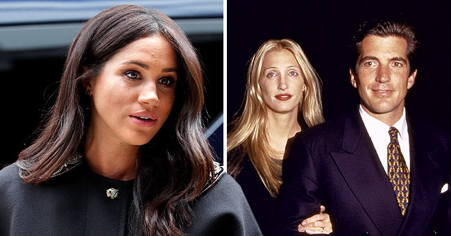 RHONY's Carole Radziwill Compares Meghan Markle to Her Close Friend Carolyn Bessette-Kennedy