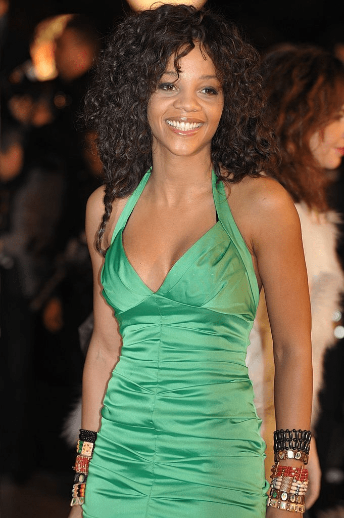 FRANCE - 17 JANVIER : Louisy-Joseph à Cannes, France, le 17 janvier 2009. | Photo : Getty Images