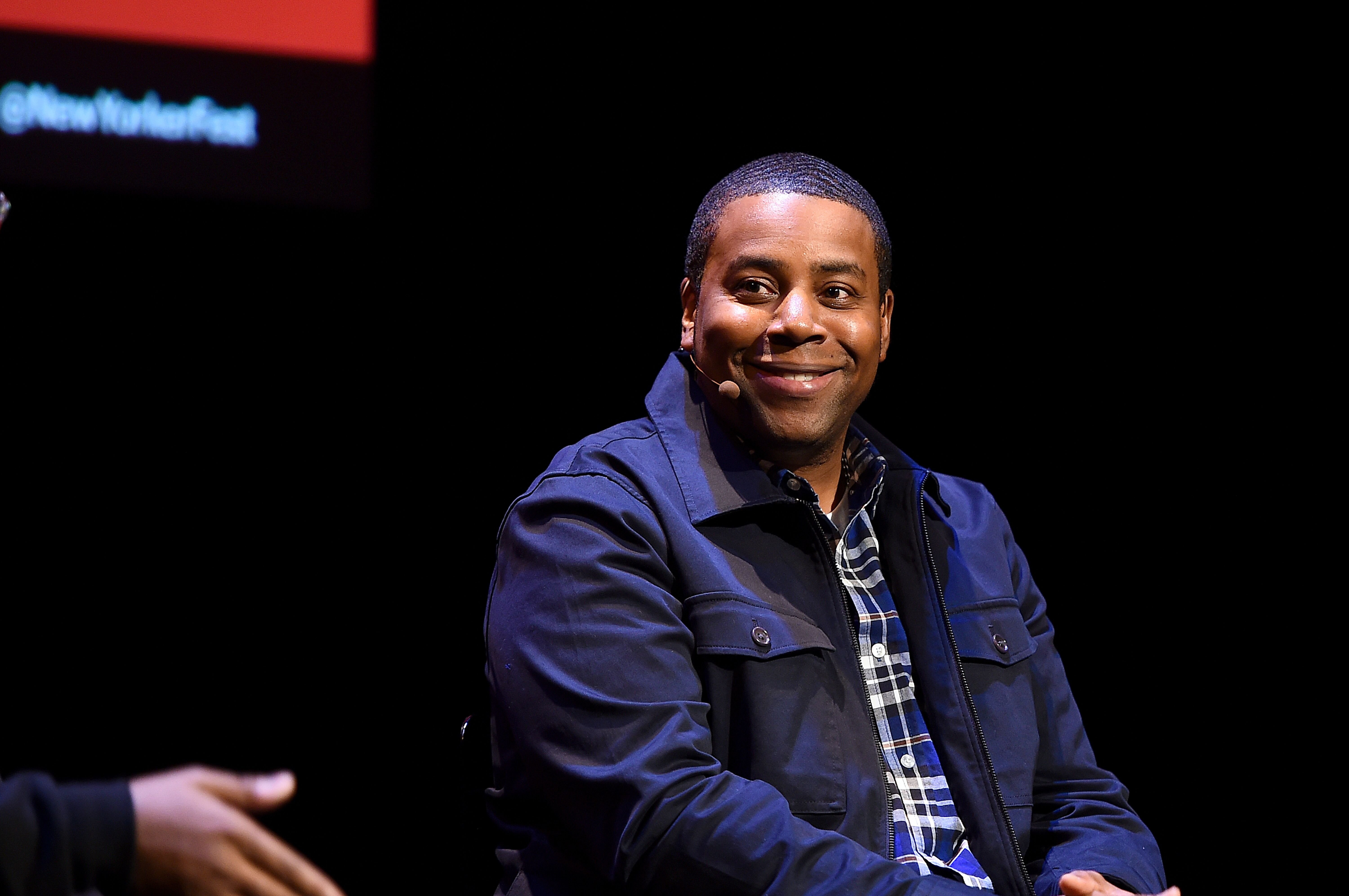 Kenan Thompson at the 2019 New Yorker Festival in 2019 | Source: Getty Images