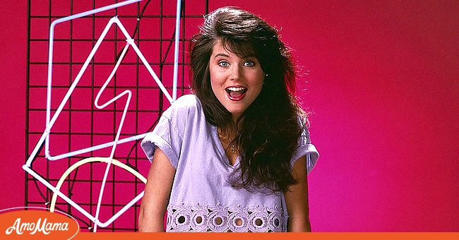 A picture of actress Tiffani Thiessen  | Source: Getty Images