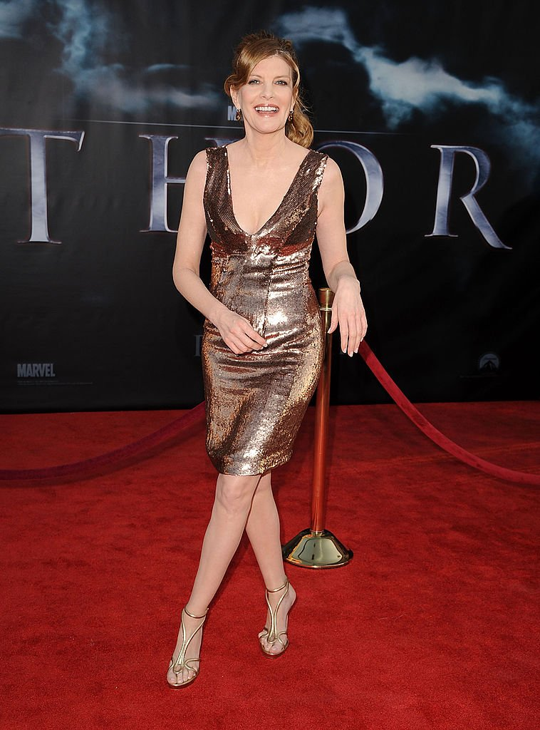 """Rene Russo attends the """"Thor"""" Los Angeles Premiere at the El Capitan Theatre on May 2, 2011   Photo: Getty Inages"""