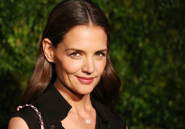 Katie Holmes, 11th Annual Chanel Tribeca Film Festival Artists Dinner, New York City, 2016 | Quelle: Getty Images