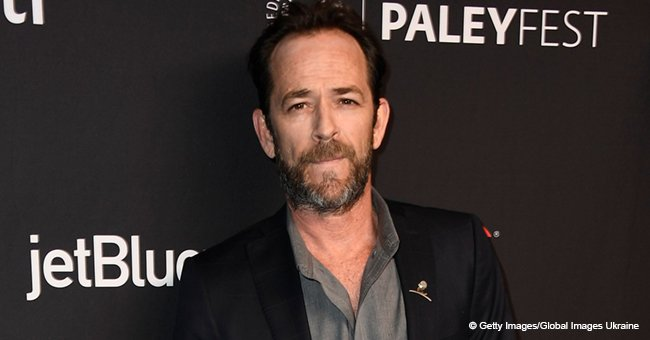 Luke Perry's Inconsolable Fans Mourn Death of Their Generation's 'Heartthrob' in Touching Posts