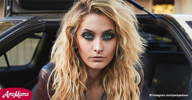 Paris Jackson responds to news about checking into rehab, says everyone deserves a 'break'