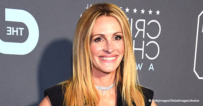 Julia Roberts Shared a Never-Before-Seen Photo of Her Mom