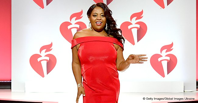 Sherri Shepherd hits the runway in off-the-shoulder red gown after 25-pound weight loss
