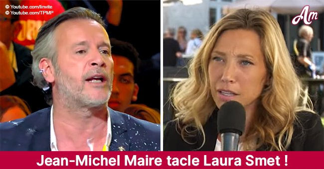 Laura Smet est sévèrement taclée par Jean-Michel Maire pour son affront contre Laeticia Hallyday