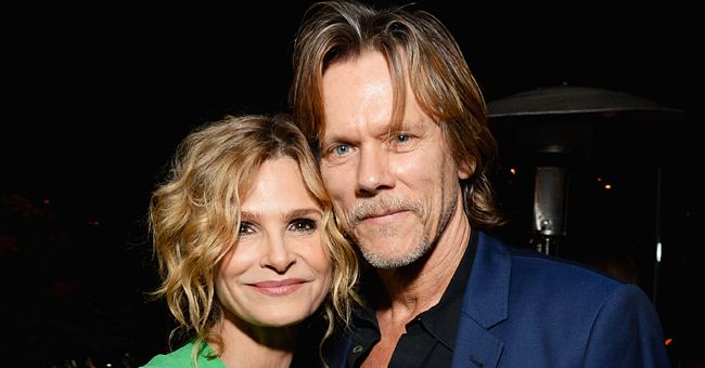 Kevin Bacon & Kyra Sedgwick Reveal a Beautiful Throwback Wedding Picture on Their 31st Anniversary