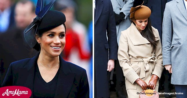 Meghan Markle Truly Improved Her Curtsy Skills Since Last Year, Doing It Perfectly This Time.