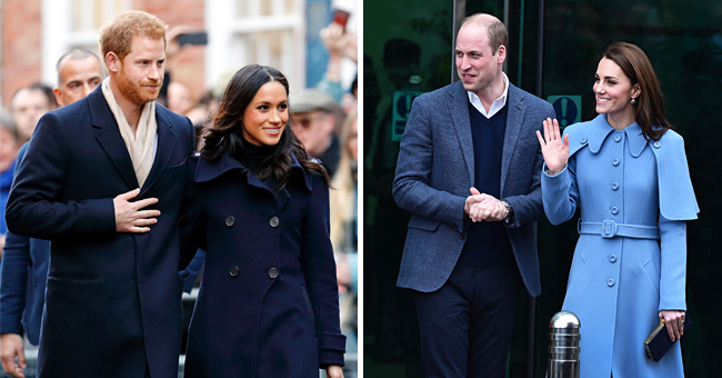 Kate Middleton and Prince William's Kids Haven't Met Baby Archie Yet