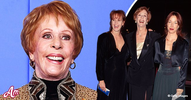 Carol Burnett From The Carol Burnett Show Has Been Blessed With 3 Daughters Meet Them All Jerome burnett, also called mad dog, is a minor recurring character from season 6 of two and a half men. carol burnett show