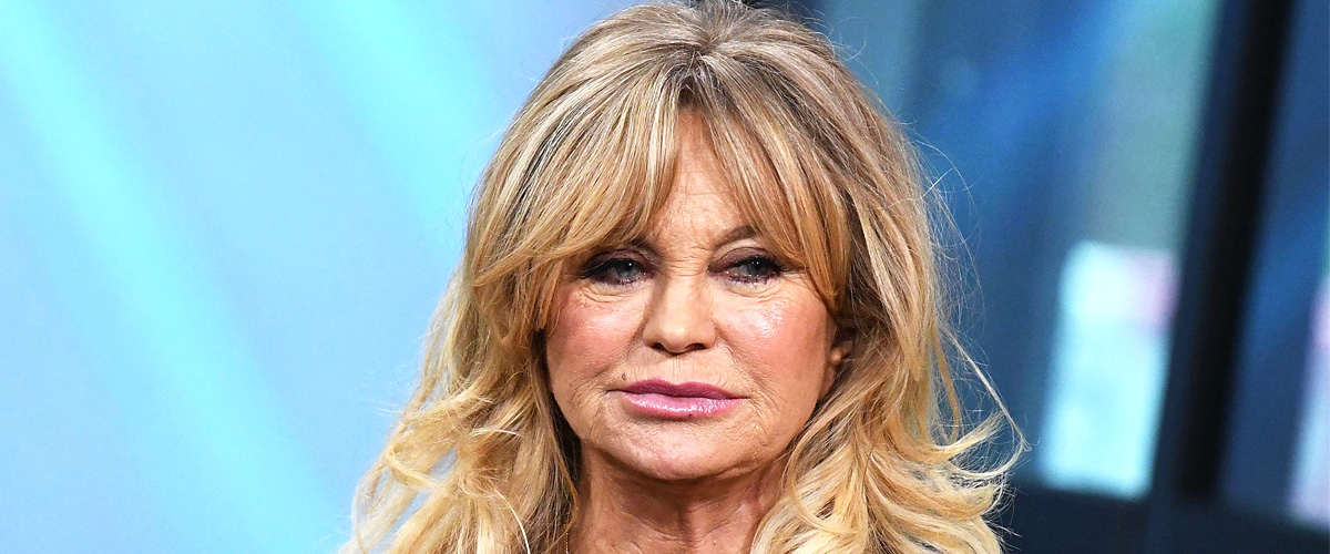 Goldie Hawn on the Time Her Son Nearly Died: 'Prayer Can Work'