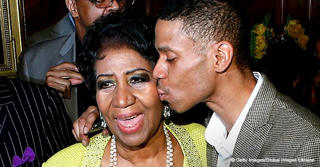 Aretha Franklin's youngest son reportedly serving jail time for DUI charges weeks after her death