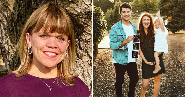 Amy Roloff Reacts to Audrey & Jeremy's Pregnancy Announcement
