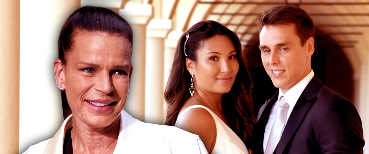 Stéphanie de Monaco a prononcé un discours émouvant lors du mariage de Louis Ducruet