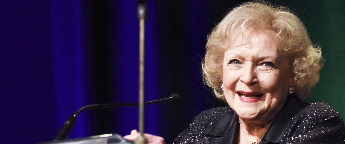 Betty White a 97 ans : Mariée 3 fois, elle n'a jamais eu d'enfants