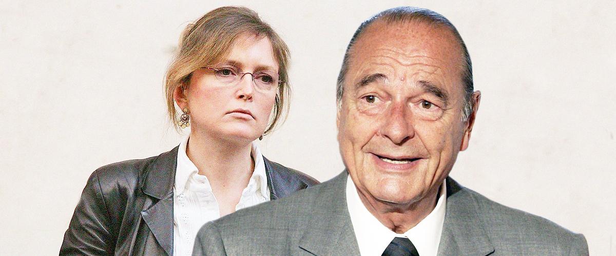 Rencontrez Claude, la plus jeune fille de Jacques Chirac