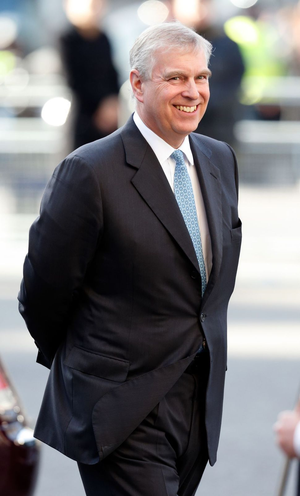 Le prince Andrew | Photo : Getty Images