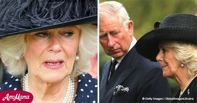 'It was horrid': Camilla speaks about the 'dark' side of her affair with Charles