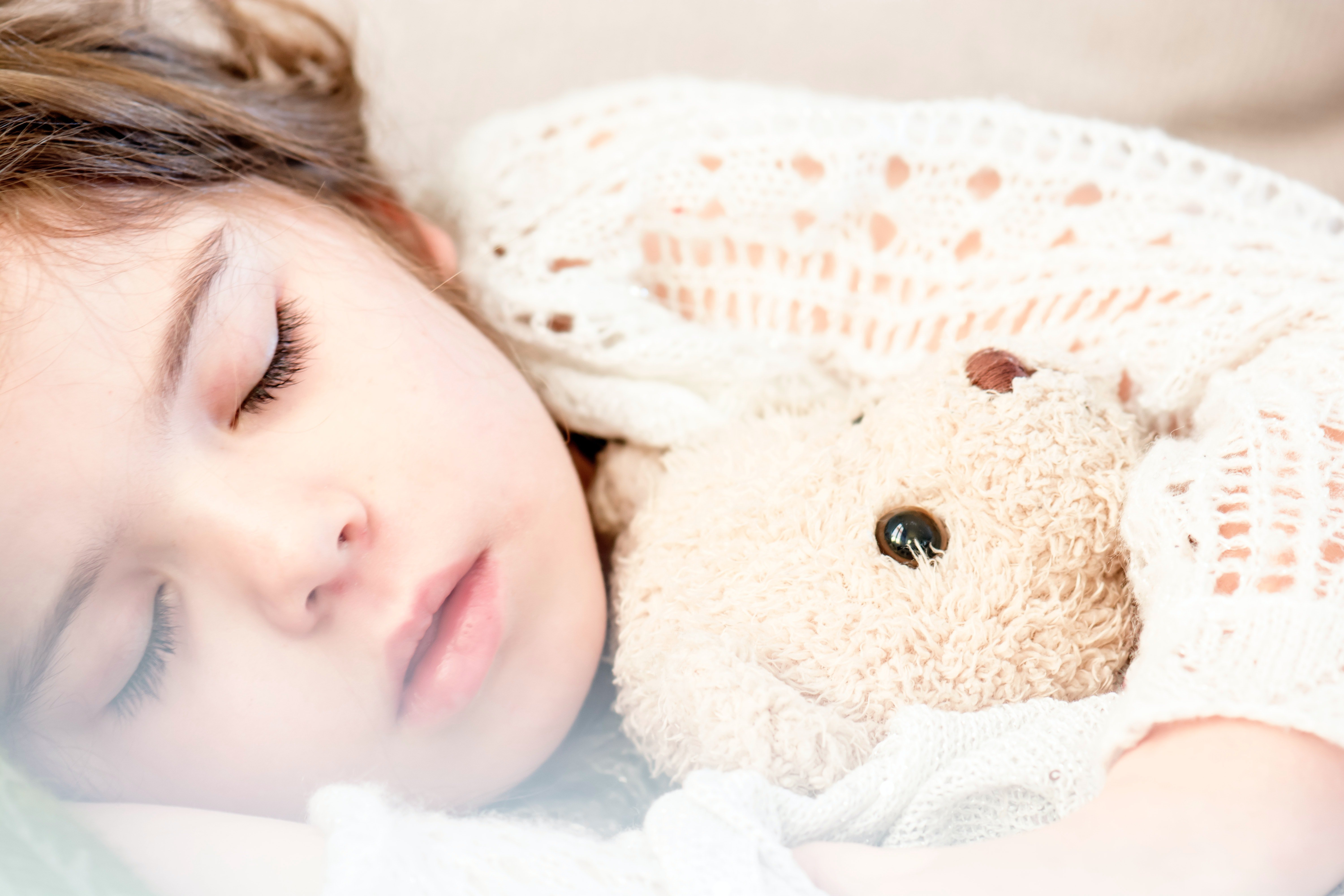 Claire slept really peacefully that night   Photo: Pexels