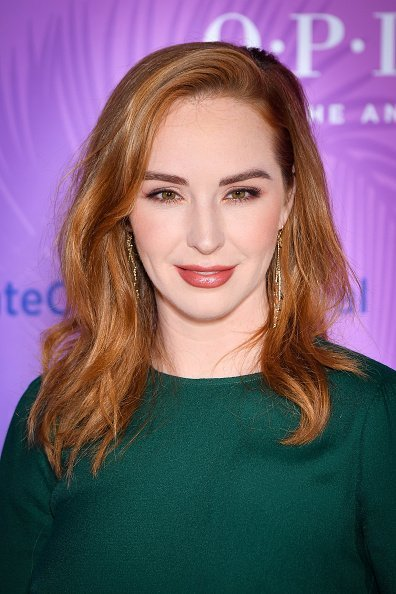 Camryn Grimes arrives at the 59th Monte Carlo TV Festival : TV Series Party on June 15, 2019 in Monte-Carlo, Monaco | Photo: Getty Images