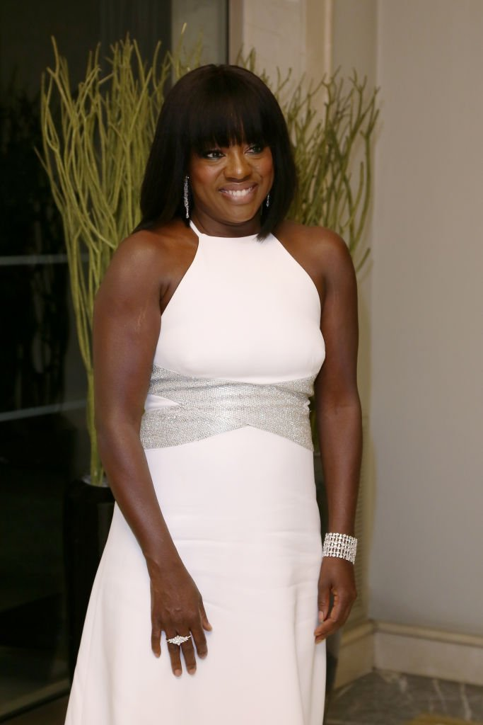 Viola Davis attends the dinner for Viola Davis during the 14th Rome Film Festival | Photo: Getty Images