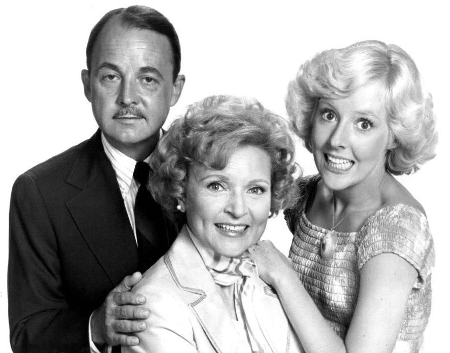 "Cast photo from ""The Betty White Show"" of 1977 