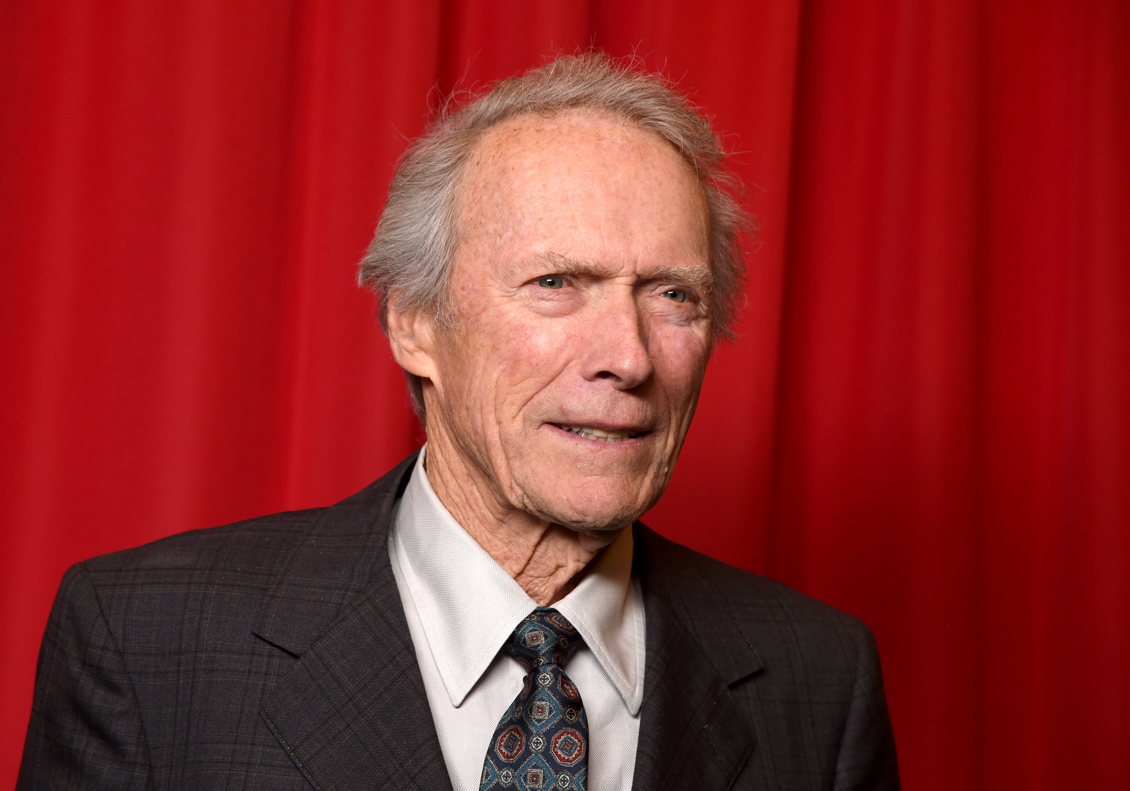 Clint Eastwood attends the 17th annual AFI Awards on January 6, 2017 | Photo: GettyImages