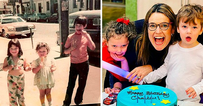Fans Compare 'Today's Savannah Guthrie to Daughter Vale after She Shares a Cute Childhood Photo