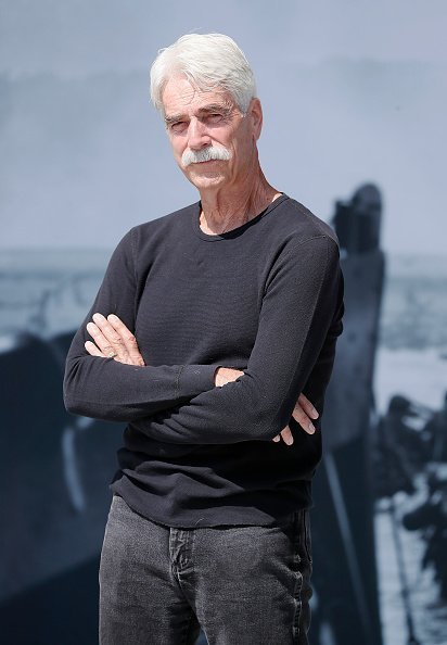 Sam Elliott au Capitole américain, West Lawn, le 25 mai 2019 à Washington, DC. | Photo : Getty Images