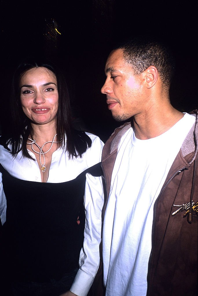 Joey Starr et Béatrice Dalle I Photo :Getty Images