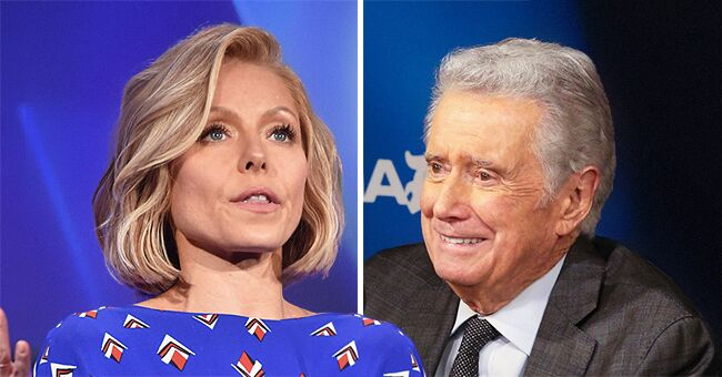 Story behind Kelly Ripa's Strained Relationship with Regis Philbin