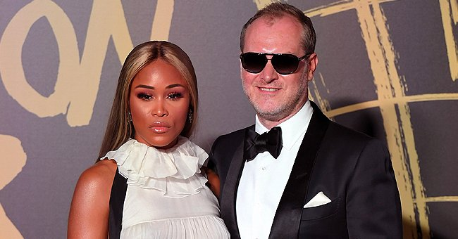 Eve Celebrates 6th Anniversary with Maximillion Cooper with Photo from Night before They Got Married