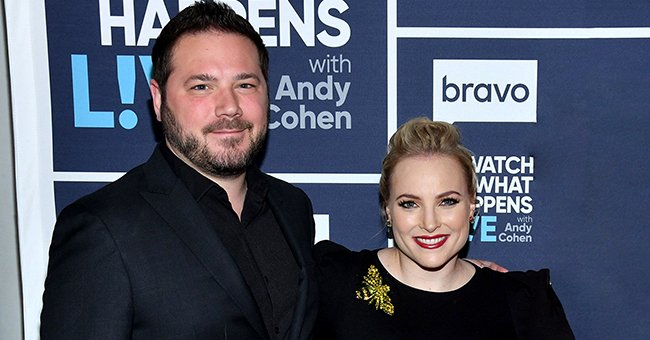 Meghan McCain Welcomes Her First Baby with Husband Ben Domenech — Gender and Name Revealed