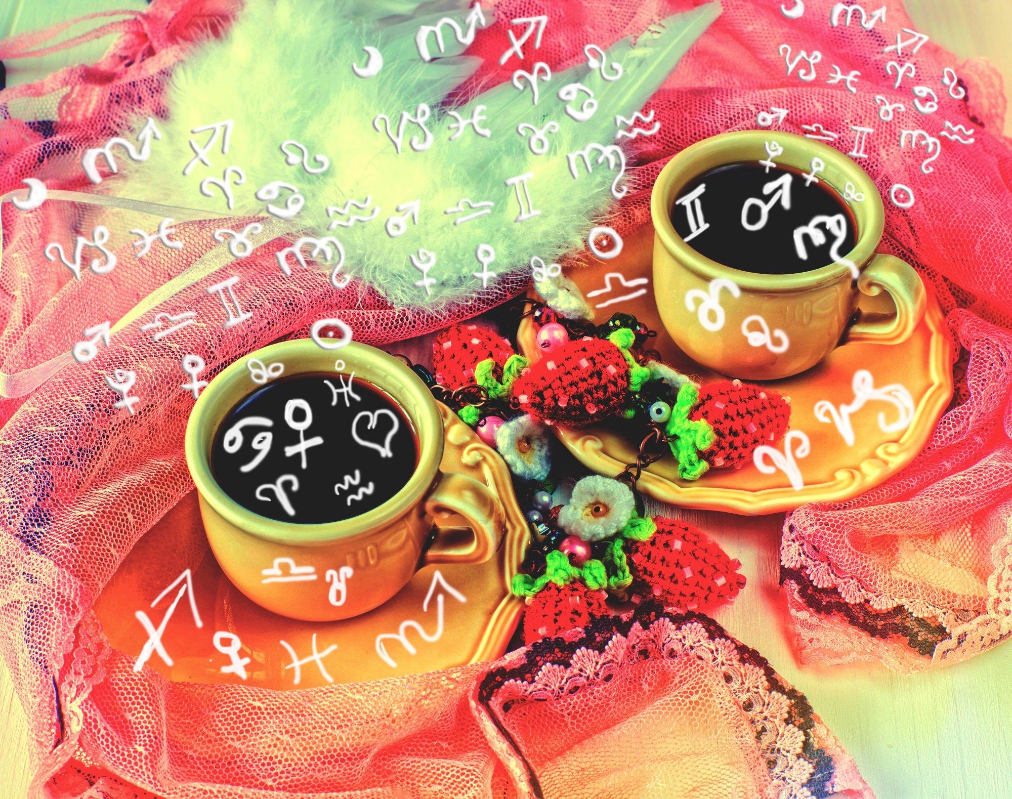 Compartir un café entre los signos del zodíaco || Fuente: Shutterstock